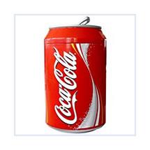 truc cola blikje